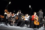 Symphonic orchestra of young musicians
